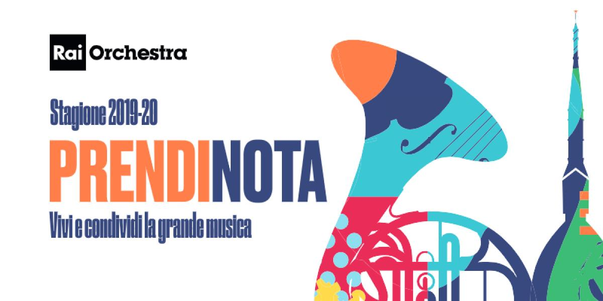 NUOVA CONVENZIONE CON L'ORCHESTRA SINFONICA RAI